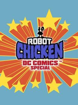 Картинка к мультфильму Робоцып: Специально для DC Comics (2012)