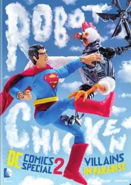 Картинка к мультфильму Робоцып: Специально для DC Comics II: Злодеи в раю (2014)