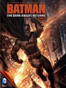 Картинка к мультфильму Темный рыцарь: Возрождение легенды. Часть 2 (2013)