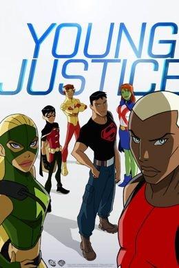 Картинка к мультфильму Юная Лига Справедливости 1,2 сезон