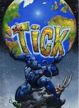 Картинка к мультфильму Тик - Герой