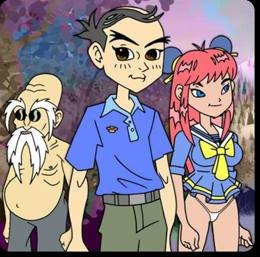 Картинка к мультфильму Идеальная прическа навсегда