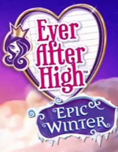 Эвер Афтер Хай: Эпичная Зима / Заколдованная Зима 1,2,3,4 сезон