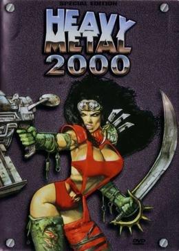 Картинка к мультфильму Тяжелый металл 2000 (2000)