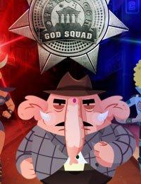 Полицейский отряд / God Squad