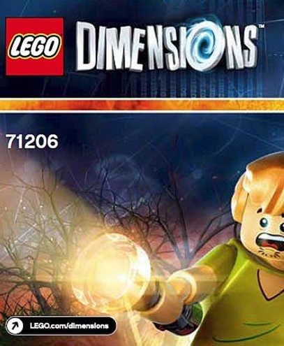 Лего скуби ду время рыцаря террора (2016)