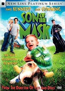 Картинка к мультфильму Сын маски (2005)
