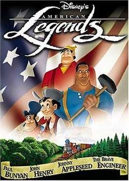 Картинка к мультфильму Американские легенды Диснея (2001)