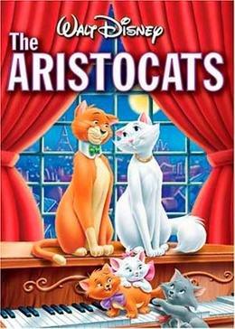 Картинка к мультфильму Коты - аристократы (1970)