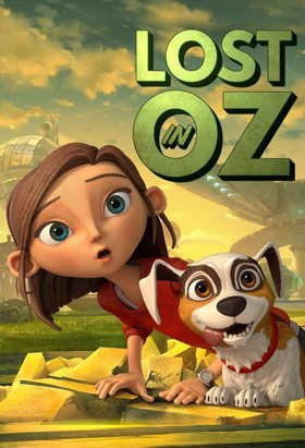 Потерявшийся в Оз (2018) 1,2 сезон смотреть онлайн