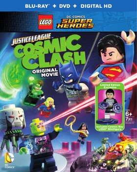 LEGO супергерои DC: Лига Справедливости: Космическая битва (2016)