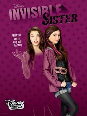 Моя невидимая сестра (2016) Disney