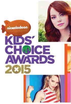 Церемония вручения премии Nickelodeon