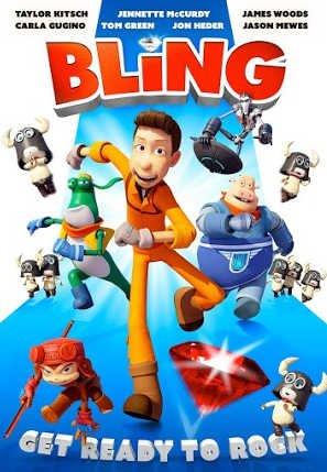 Супергерои / Bling (2016) смотреть онлайн
