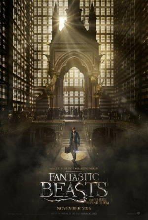 Фантастические Твари и где они обитают (2016)