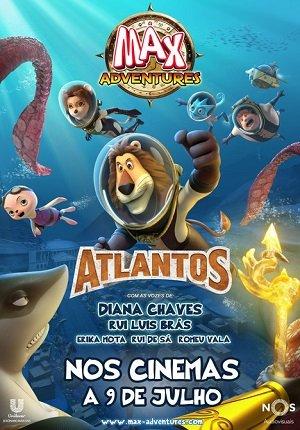 Макс: Атлантида 1,2,3,4 сезон