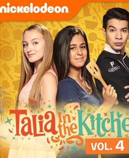 Картинка к мультфильму Талия на кухне 2 сезон