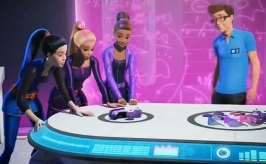 Барби и команда шпионов (2016) смотреть мультфильм онлайн