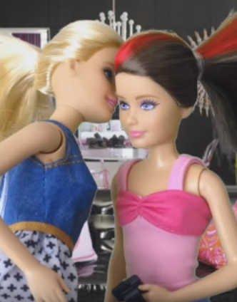 Сериал с Куклами Барби - ЖИЗНЬ БАРБИ