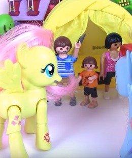 Мультики для Детей с Игрушками