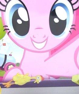 Игры с Пони смотреть онлайн