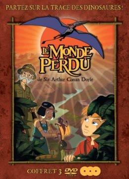 Картинка к мультфильму Затерянный мир Конана Дойля