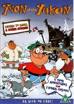Картинка к мультфильму Отмороженный: Иван из Юкона