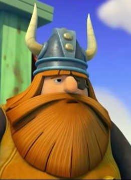Викинг Вик / Вік: маленький вікінг / Vic The Viking