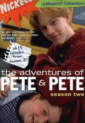 Приключения Пита и Пита 1,2,3 сезон