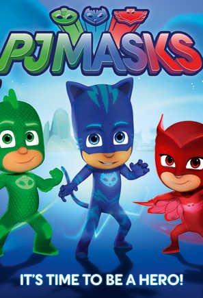 Герои в масках / PJ Masks 1,2 сезон