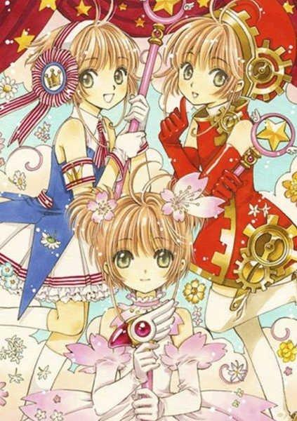 Сакура — собирательница карт / Cardcaptor Sakura New 2 сезон
