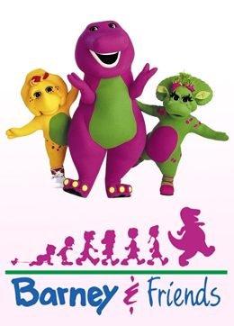 Картинка к мультфильму Барни и друзья