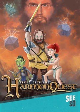 ХармонКвест / Квест Хармона 1-4 сезон