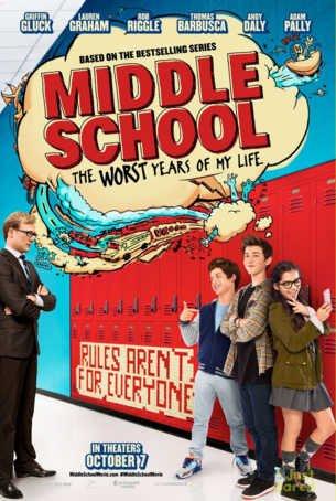 Картинка к мультфильму Средняя школа: худшие годы моей жизни (2017)