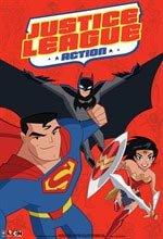 Лига справедливости: Экшен (В действии) 2017/CartoonNetwork
