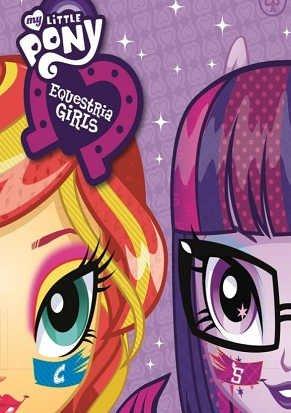 Мой маленький пони: Девушки из Эквестрии 5 смотреть онлайн