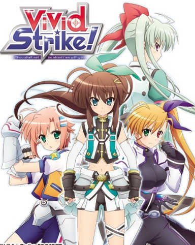 Удар ВиВид! / ViVid Strike! / Вивид Страйк! смотреть онлайн