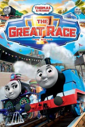 Томас и его друзья: великая гонка (2016)