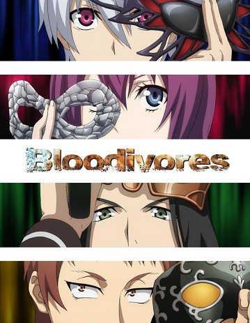 Bloodivores / Кровожадные / Кровопийцы смотреть онлайн