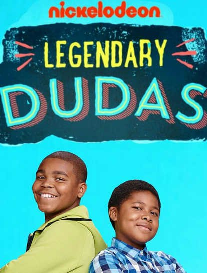 Легендарный Дудас / Legendary Dudas Nickelodeon