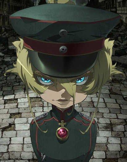 Youjo Senki / Военная хроника маленькой девочки