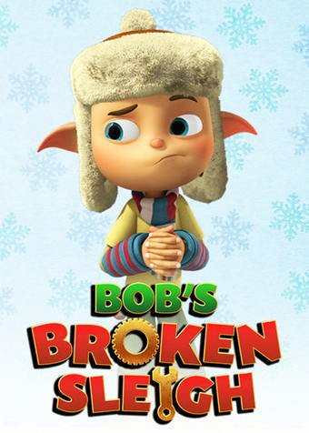 Картинка к мультфильму Волшебные сани Боба (2016)
