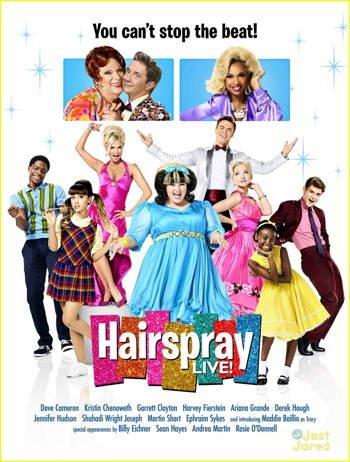 Картинка к мультфильму Лак для волос / Hairspray Live! (2016)