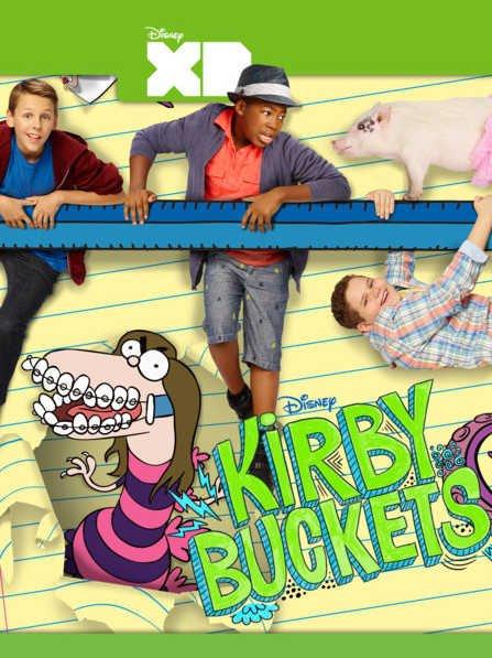 Кирби Бакетс (Disney XD) 3 сезон
