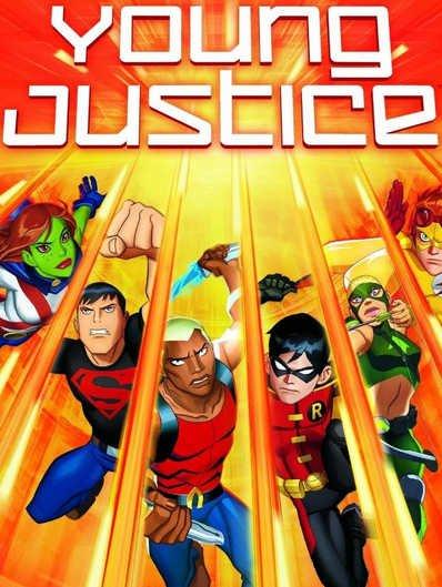 Картинка к мультфильму Юная Лига Справедливости 3 сезон