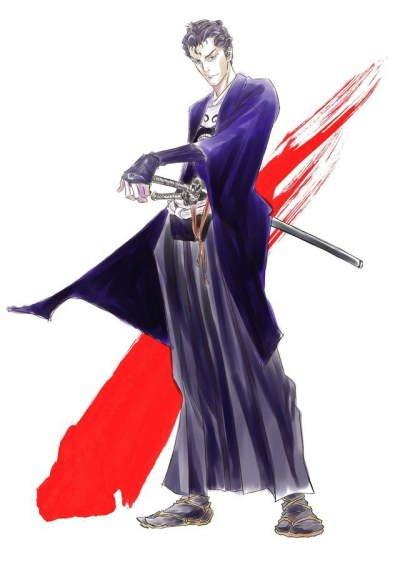 Рапорт о преступлении Онихэя / Онихей: Криминальные истории периода Эдо