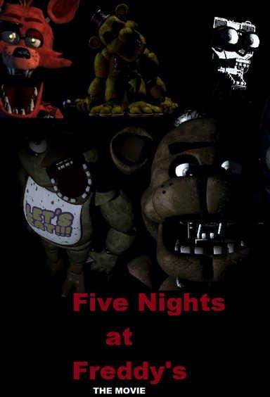 Пять ночей с Фредди 2017