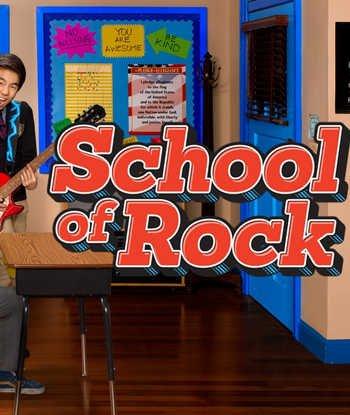Картинка к мультфильму Школа рока 3 сезон