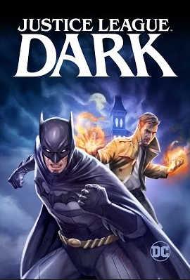 Картинка к мультфильму Темная Лига справедливости (2017)