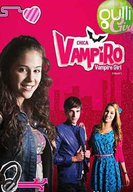 Девочка - вампир 56 серия / Chica Vampiro 2017